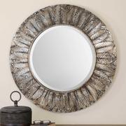 Foliage Round Mirror Product Image