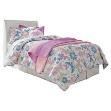 Anarasia Twin Sleigh Headboard