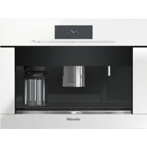 MieleCVA 6805 - Built-in coffee machine with bean-to-cup system - the Miele all-rounder for the highest demands.