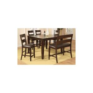 Pub Table & 6 Pub Chairs