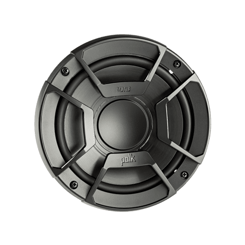 """DB+ Series 5.25"""" Component Speaker System with Marine Certification in Black"""