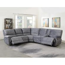 Simone 3 Piece Power Motion Sectional
