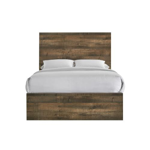 Elements - Bailey Drift Full Panel Bed
