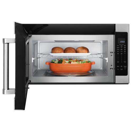 "30"" 1000-Watt Microwave Hood Combination - Stainless Steel"