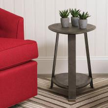 Peta Side Table, METAL, ONE
