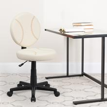 View Product - Baseball Swivel Task Office Chair