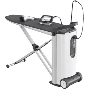 MieleB 3847 FashionMaster - Steam ironing system with display and steamer for perfect ironing results and convenience.