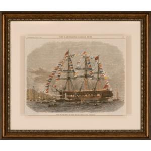 Antique Clipper Ship I