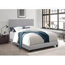 7553 Linen Bed Frame - FULL