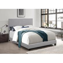 7553 Linen Bed Frame - TWIN