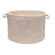 "View Product - Elmwood Basket EM49 Stonewash 14"" X 10"""