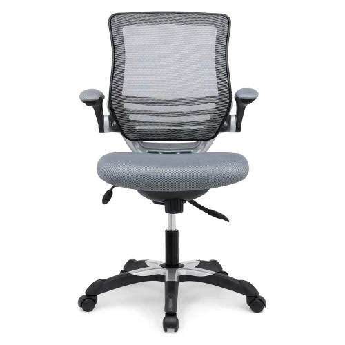 Edge Mesh Office Chair in Gray