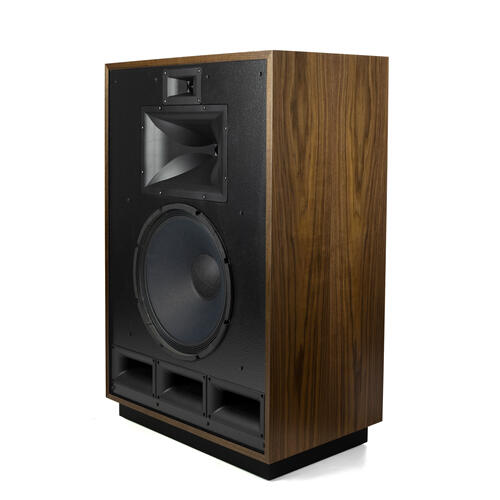 Klipsch Cornwall IV Floorstanding Speaker - Natural Cherry