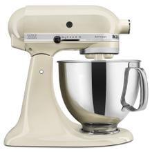 Artisan® Series 5-Quart Tilt-Head Stand Mixer - Almond Cream