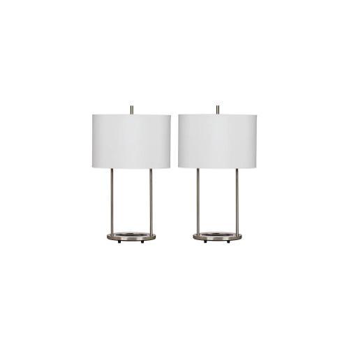 Gallery - Metal Table Lamp