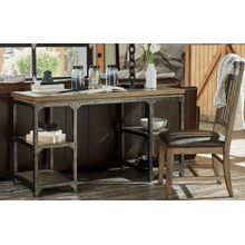 Metalworks Writing Desk