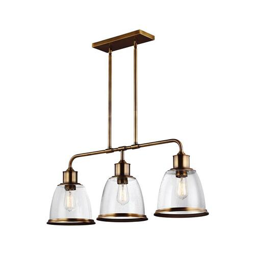Hobson Linear Chandelier Oil Rubbed Bronze