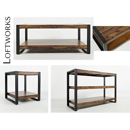 Loftworks End Table