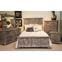 stone creek king bedroom set