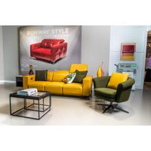 See Details - Monza Stylish Reclining Sofa - American Leather