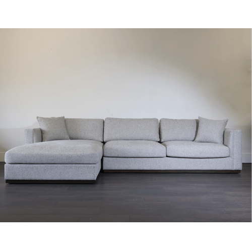 Gallery - Maddox Sectional - Left Facing Chaise (LAF)