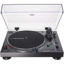 Analog and USB Direct Drive Turntable (Black)