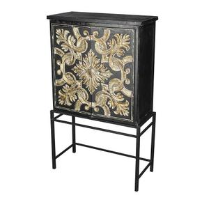 Arabesque Cabinet On Stand