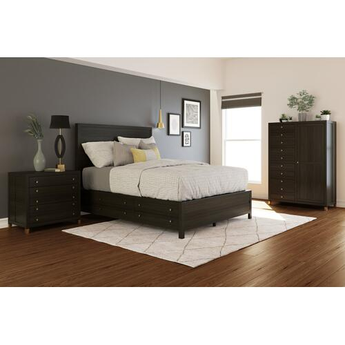 Product Image - Cologne Queen Storage Bed