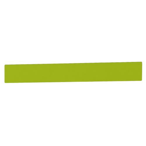 BEST Range Hoods - ICB3 36'' Back Glass Panel Lime