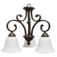 Alpine Series 3 Light Nook Downlight - Rb White Glass