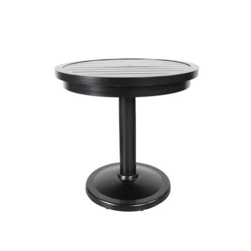 "Monaco 30"" Round Pedestal Dining Table"
