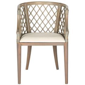 Carlotta Arm Chair - Griege