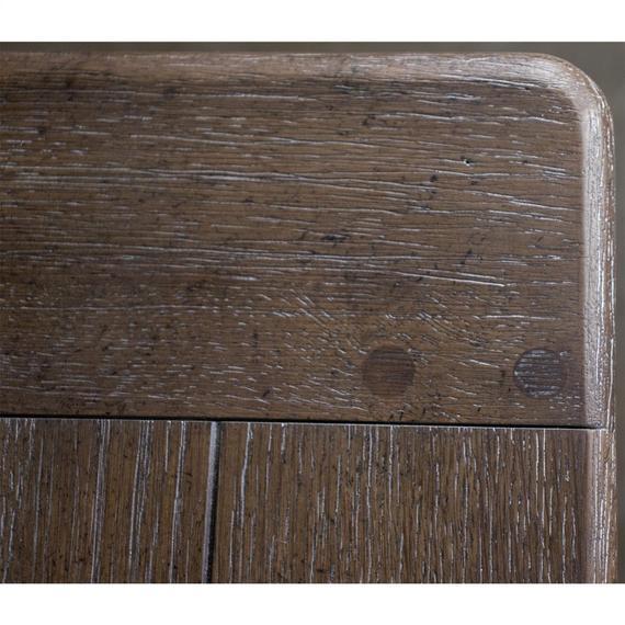 Riverside - Helmsley - Side Table - Brushed Auburn Finish