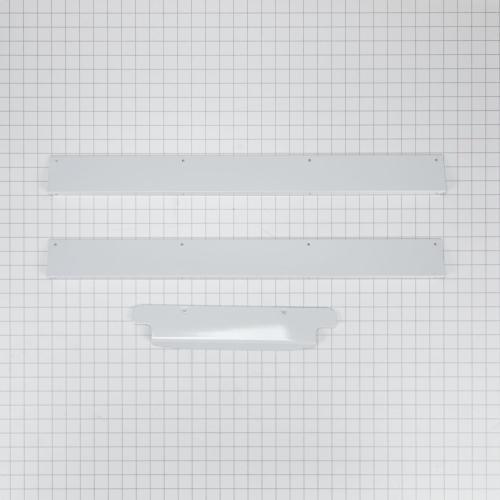 KitchenAid - Ice Maker Trim Kit, White - Other