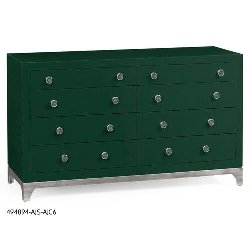 Alexander Julian double low chest (Forest/Silver)