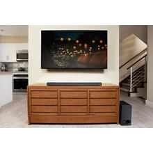 Universal TV Sound Bar and Wireless Subwoofer System with Chromecast Built-in in 01