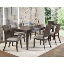 Elora 7 Piece Dining (Table & 6 Side Chairs)