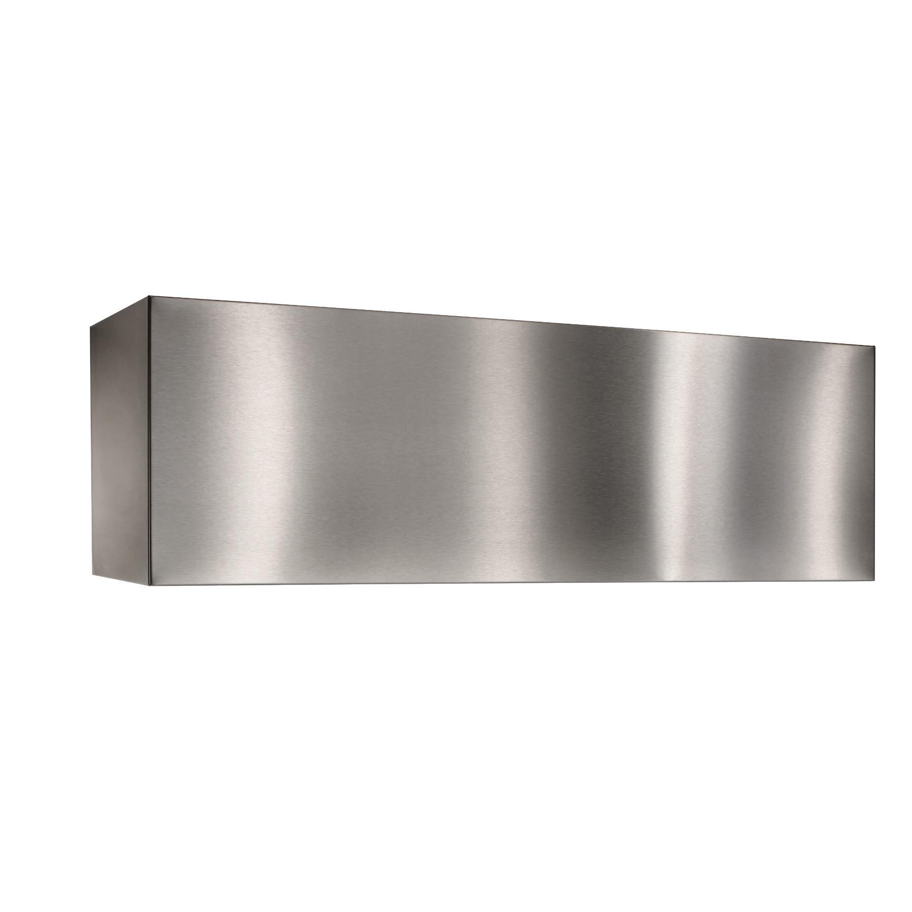 WP28 36'' Flue Cover , 12'' Height, Stainless