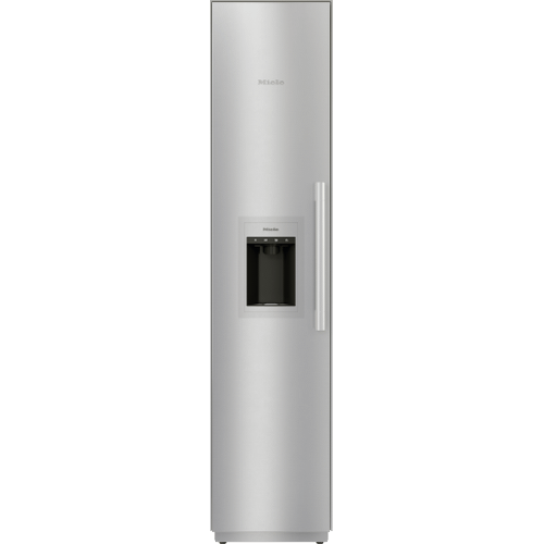 Miele - F 2472 SF - MasterCool™ freezer For high-end design and technology on a large scale.