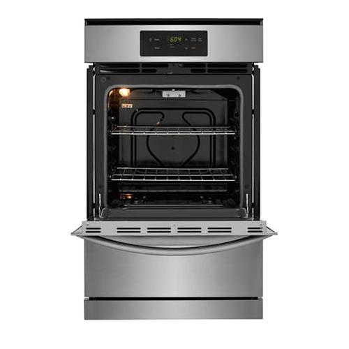 Frigidaire - 24'' Single Gas Wall Oven
