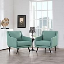 Verve Armchairs Set of 2 in Laguna