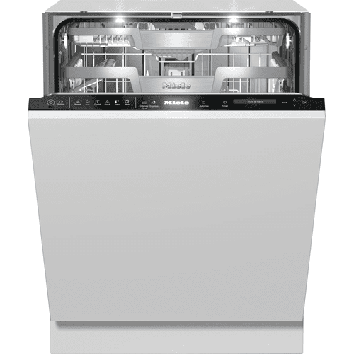 G 7591 SCVi AutoDos - Fully integrated dishwashers with Automatic Dispensing thanks to AutoDos with integrated PowerDisk.