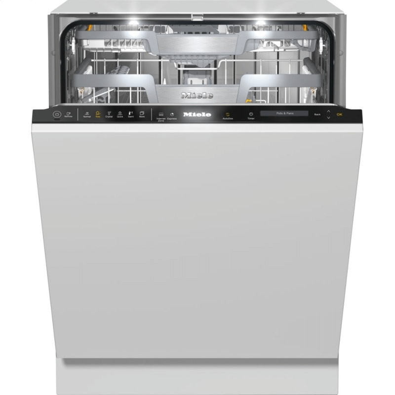 G 7591 SCVi AutoDos - Fully integrated ADA dishwasher with Automatic Dispensing thanks to AutoDos with integrated PowerDisk.