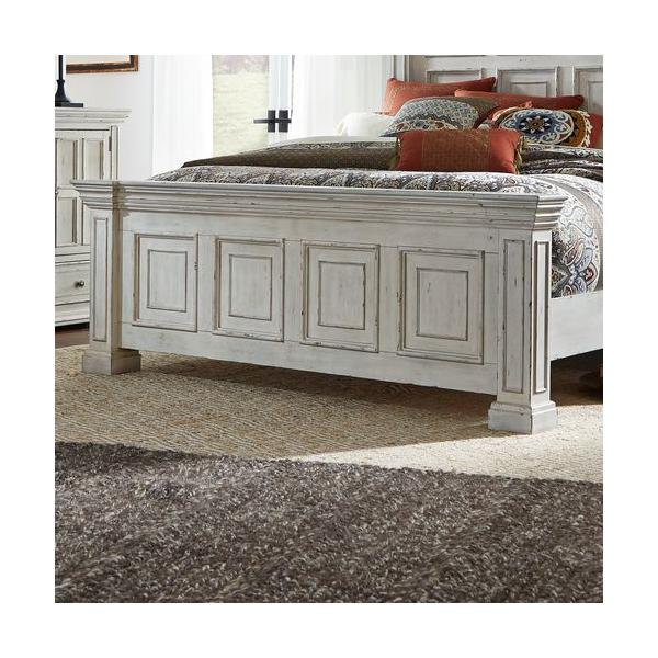 Queen Mansion Footboard