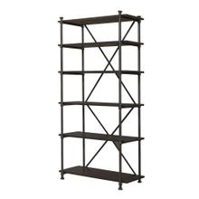 Steel Bookcase - Kd