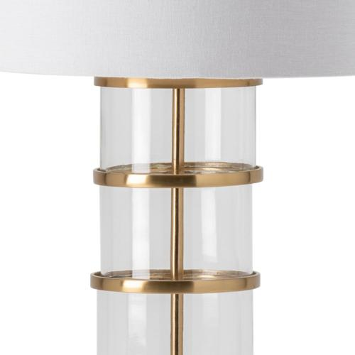 Crestview Collections - Benning Cylinder Table Lamp