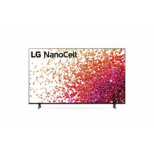 See Details - LG NanoCell 75 Series 2021 55 inch 4K Smart UHD TV w/ AI ThinQ® (54.6'' Diag)