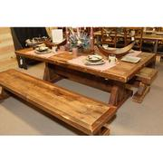Stony Brooke - Trestle Bench - (6′) Product Image