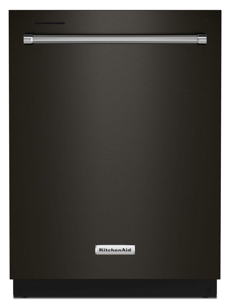 Kitchenaid44 Dba Dishwasher In Printshield™ Finish With Freeflex™ Third Rack - Black Stainless Steel With Printshield™ Finish