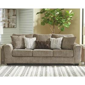 Olin Queen Sofa Sleeper Chocolate